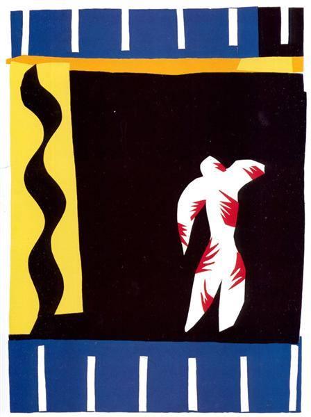 O atributo alt desta imagem está vazio. O nome do arquivo é The-Clown.-Henri-Matisse..jpg