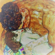 Gustav Klimt- The family
